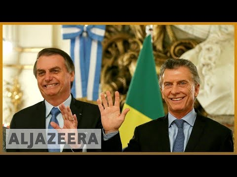 Bolsonaro in Argentina: Brazilian president's first visit