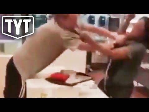 Man Assaults Cashier At McDonald's