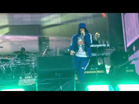 Eminem - Square Dance (Hannover, Germany, 10.07.2018) Revival Tour
