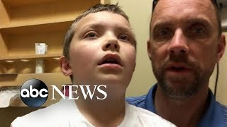 Rare disorder may explain 11-year-old's sudden odd tics and moodiness: 20/20 Jul 20 Part 2
