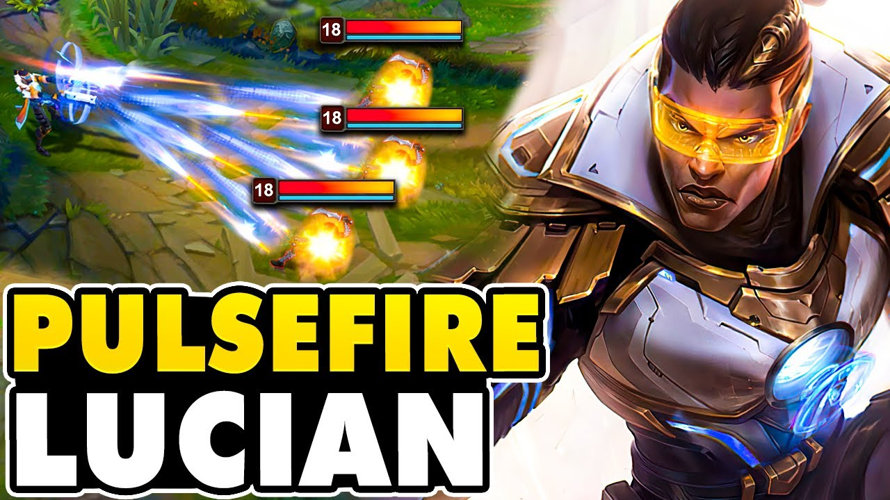 Download Sneaky Plays Pulsefire Lucian And Murders Challenger Players!