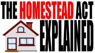 The Homestead Act of 1862 Explained: US History Review
