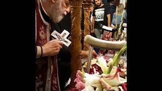 Θαυματουργός Τίμιος Σταυρός - Η αλήθεια για το τι συνέβη στην Μητρόπολη Λαγκάδας