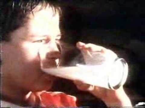 Ian Rush, Accrington Stanley Milk Advert, CLEAN AND IN FULL!