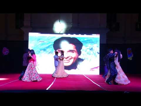 Annual Day Celebration : Tribute to Bollywood Legends