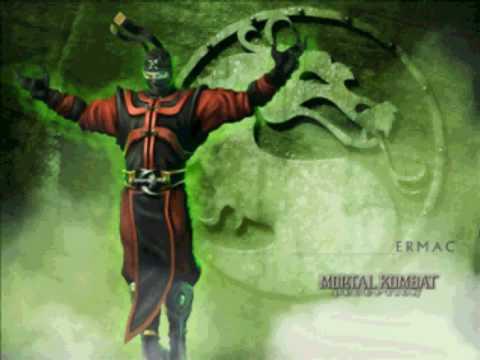 Mortal Kombat Sound track-scorpion theme