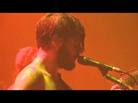 Biffy Clyro Live - Spanish Radio @ Sziget 2013
