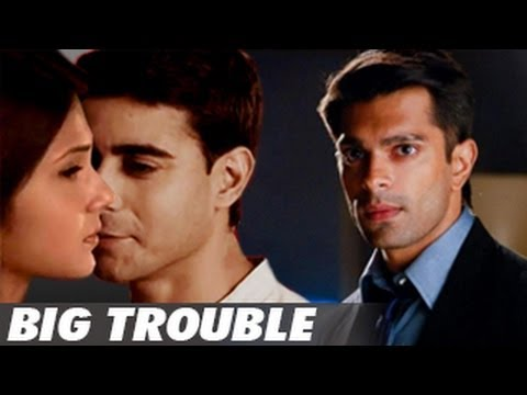 Karan Singh Grover DISLIKES Saras & Kumud's LOVE MAKING SCENE in Saraswatichandra 27th May 2013