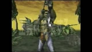Turok: Dinosaur Hunter Nintendo 64 Gameplay - Turok:
