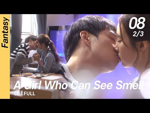 [CC/FULL] A Girl Who Can See Smell EP08 (2/3) | 냄새를보는소녀