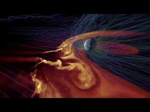 When A Solar Storm Engulfs Earth