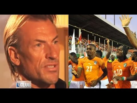 """Hervé Renard: """"Pourquoi j&39;ai quitté la Côte d&39;Ivoire"""""""