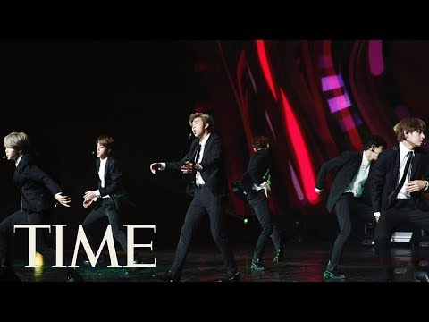 BTS Management Apologizes After Boy Band Causes Outrage With A Bomb T-Shirt & Nazi Symbols | TIME