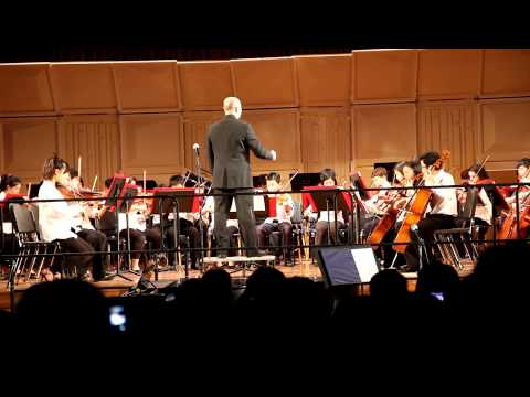 Hopak (from The Fair at Sorochinsk), by Moussorgsky/Issac, played by Orange Senior Orchestra