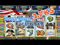 MEGA888 VICTORY GAME,BLACK JACK & DRAGON GOLD LETUP 3.7K