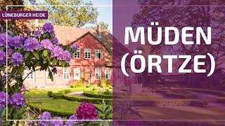 Müden/Örtze, romantisches Fachwerkdorf in der Lüneburger Heide