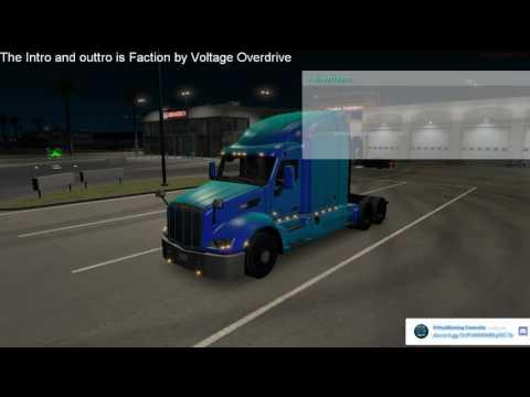 American Truck Simulator Multiplayer Live Stream #4