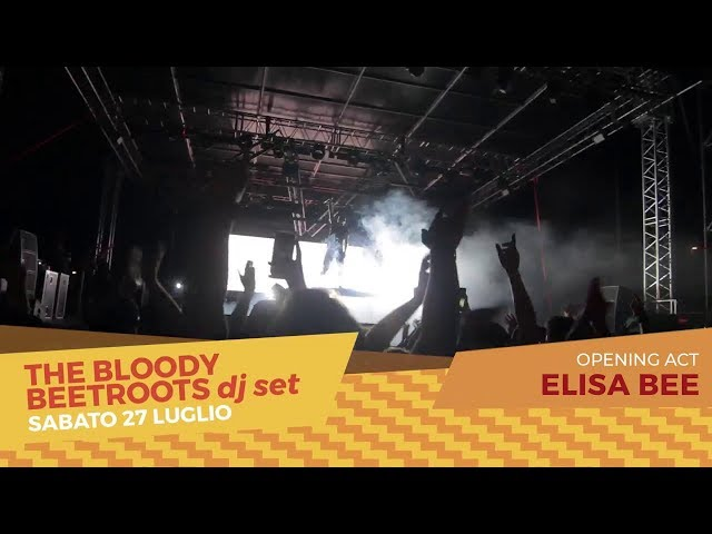 THE BLOODY BEETROOTS // MIND Festival // 27 Luglio 2019