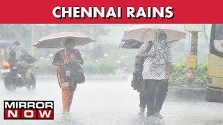 Heavy Rains Hit Chennai, Weather Departments Sounds High Alert Across Coastal Regions I The News