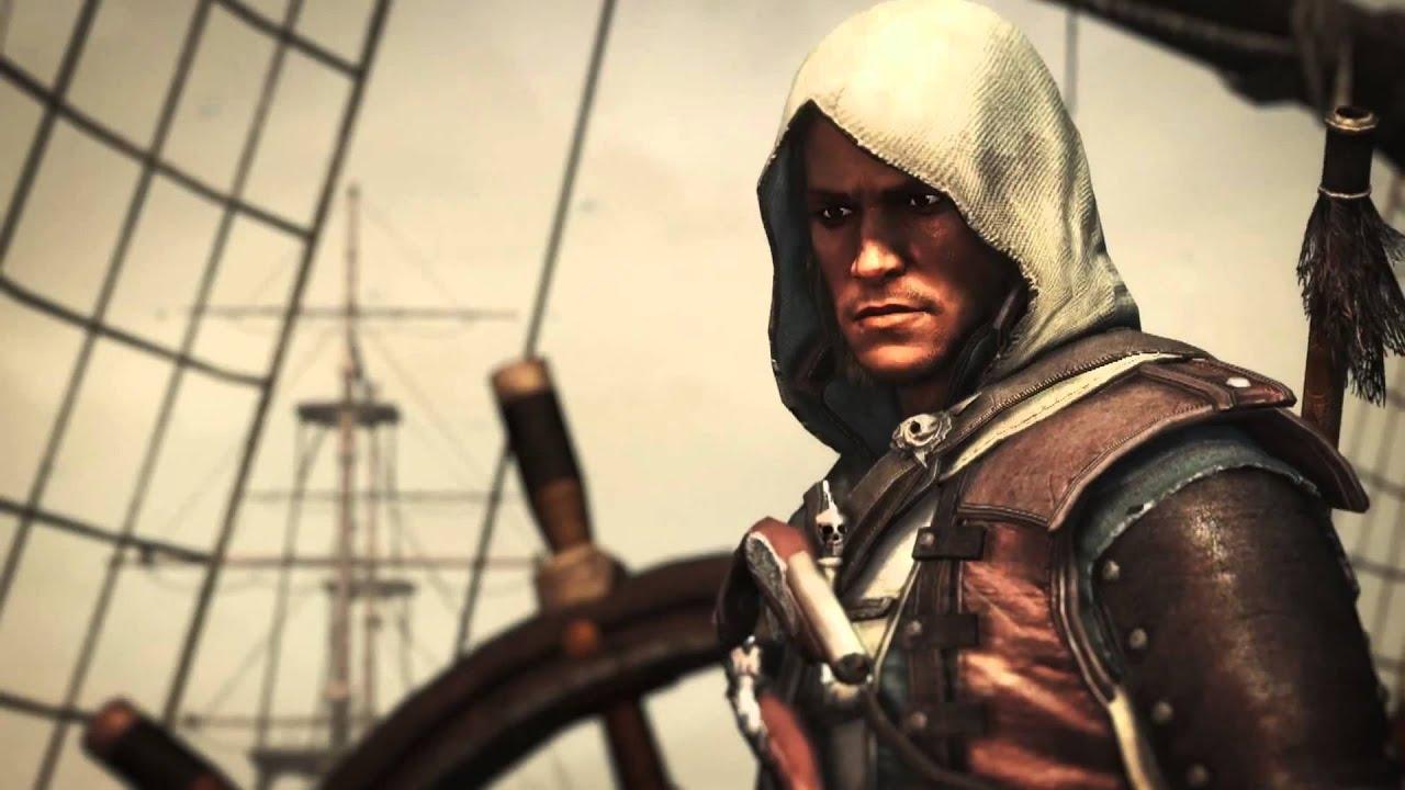 Assassins Creed 4 Black Flag Companion App PS4 Trailer
