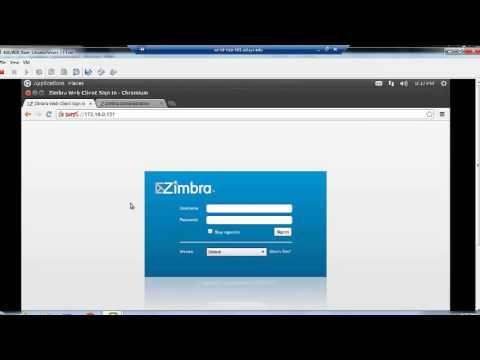 Zimbra - Product Review and Demo
