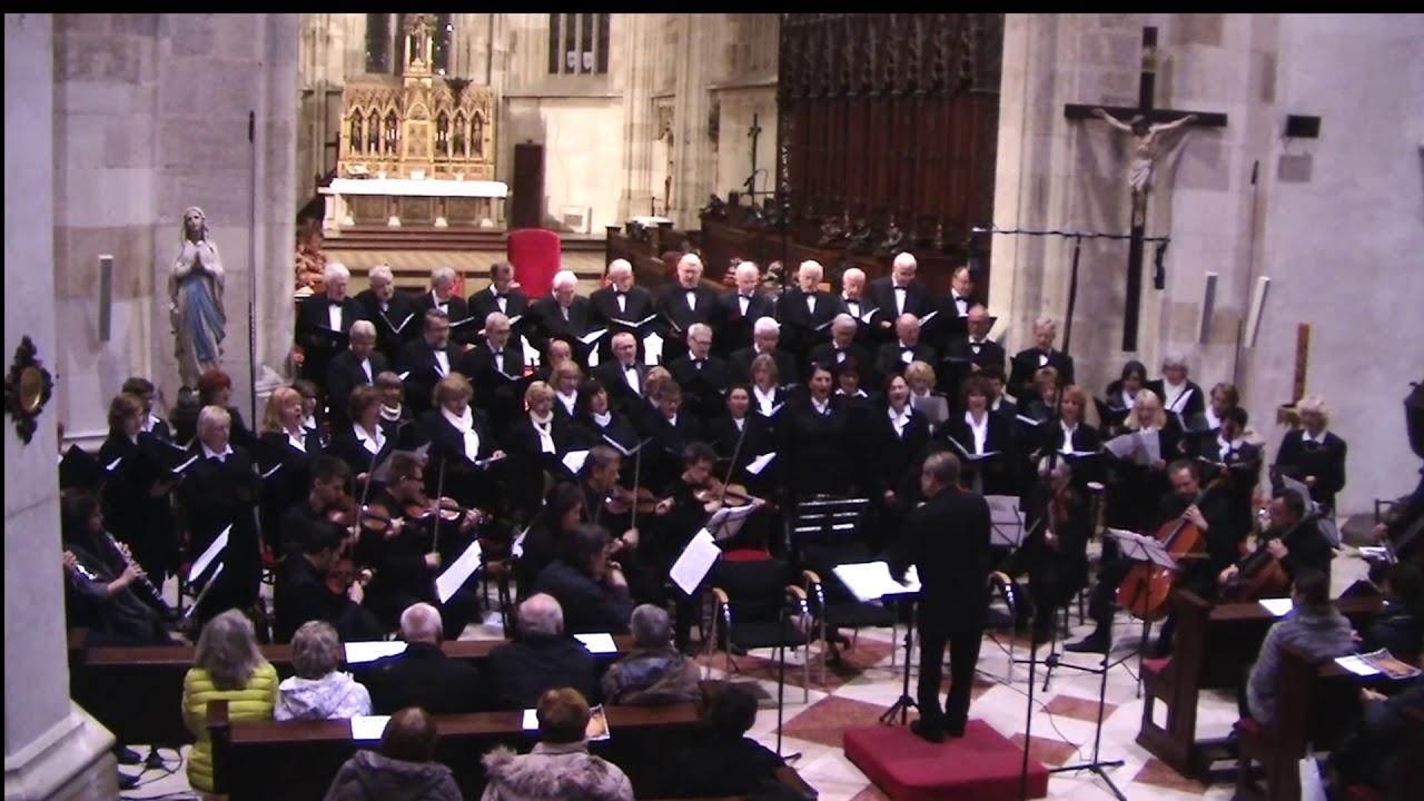 G. F. Handel: Hallelujah - Spevácky zbor mesta Bratislavy / The Bratislava  Cyti Choir - YouTube