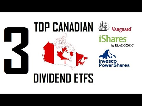 Best Canadian Dividend ETFs For Investing