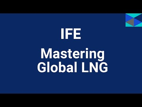 Mastering Global LNG Training Course