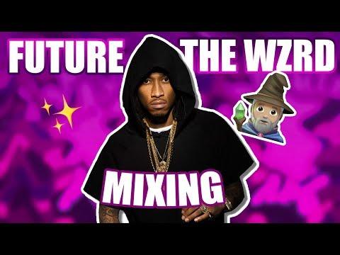 FL Studio 20 - Future THE WZRD Mixing Tutorial