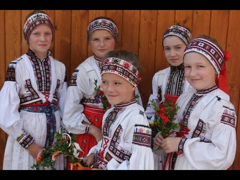 Beautiful Songs of Moravia
