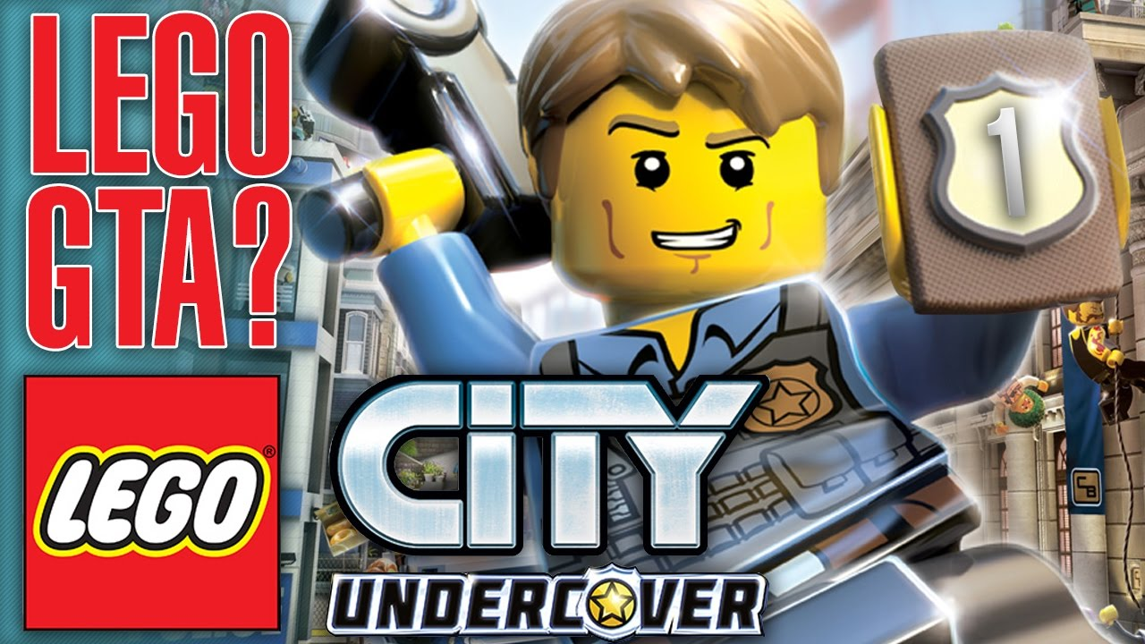 Lego Gta Police Lego City Undercover Pc Gameplay Part