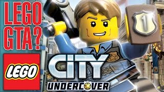 LEGO GTA POLICE | Lego City Undercover PC Gameplay Part 1