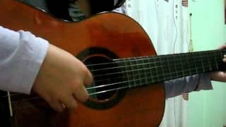 Kí ức ngủ quên - guitar cover ♥ ♥ ♥