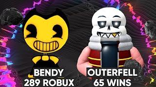 Roblox   Undertale Judgement Multiverse   Bendy   OuterFell