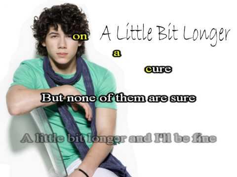 A little bit longer (Karaoke)