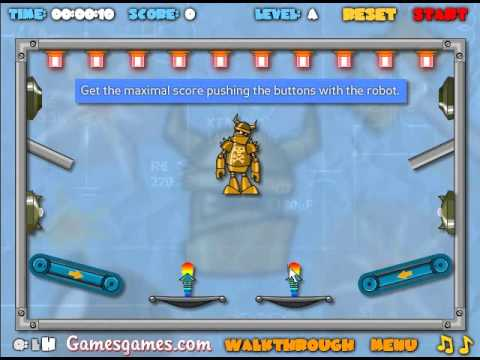 Crash the Robot: Explosive Edition Walkthrough - Levels 31-40 & Bonus A-E
