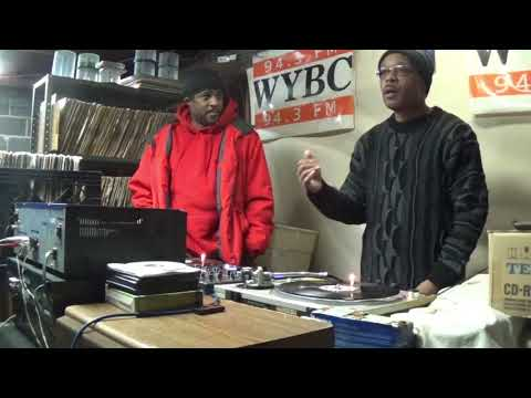 Hip Hop Professors with CT Hip Hop Pioneer Cutmaster Joey Dee
