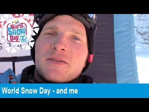 World Snow Day and Me: Janni Korpi