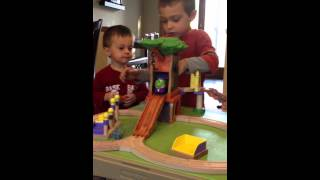 Chuggington Wooden Railways