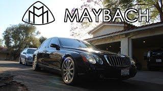 Maybach 57 S Videos