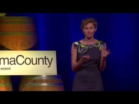The future of our past: Tatjana Dzambazova at TEDxSonomaCounty