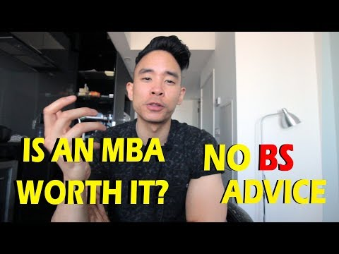 Is an MBA Worth it in Canada? (No BS Advice)