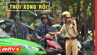 Theo chân Cảnh sát giao thông TP. Hà Nội bắt 'ma men' | Kỹ năng sống [số 100] | ANTV