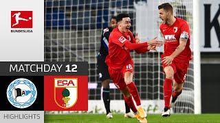 #dscfca   highlights from matchday 12!► sub now: https://redirect.bundesliga.com/_bwcs watch the bundesliga of arminia bielefeld vs. fc augsburg f...