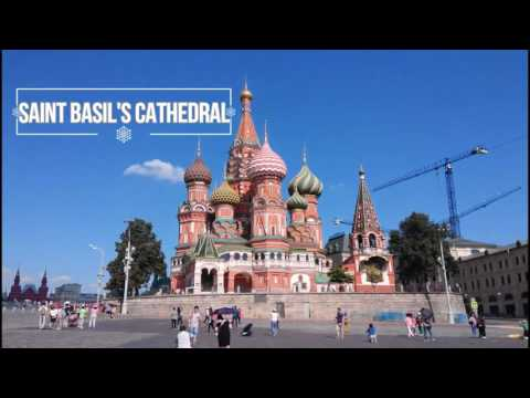 Хостел в Москве Hostel in Moscow Saint Basil's Cathedral - Moscow