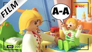 Playmobil Film deutsch | BABYVIDEO VON JULIAN - peinliche Kinderaufnahmen |Kinderfilm Familie Vogel