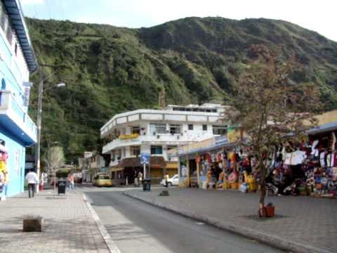 Ciudad de ba os ecuador youtube - Hoteles en banos ecuador ...