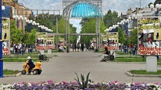 Бердянск Прогулка к НабЕрЕжНОй Как отдыхает народ