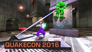 QuakeCon 2016 – Polosatiy о поражении Evil