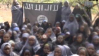 Nigeria: Boko Haram muestra video de niñas secuestradas
